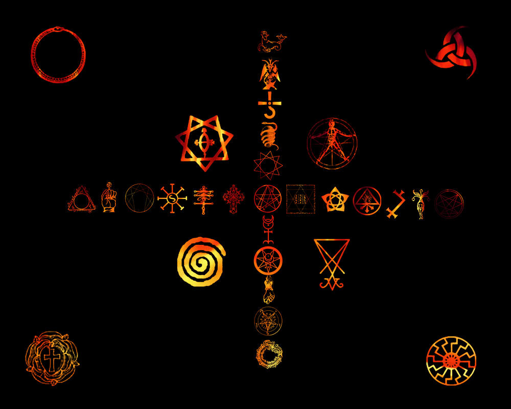 Occult Wallpaper by PariahRising