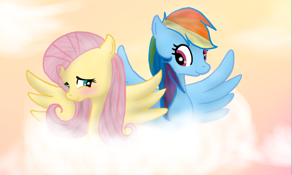 Head In The Clouds by Silent-x-Sketch