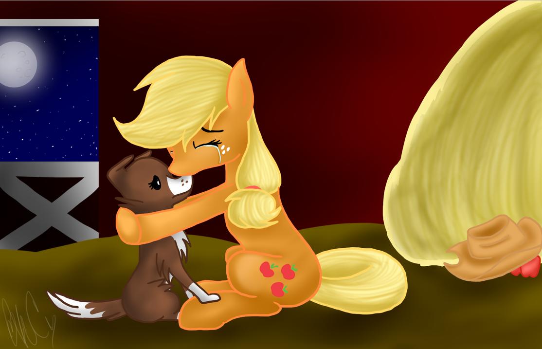 Pony's Best Friend by Silent-x-Sketch