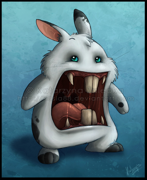 psychotic bunny