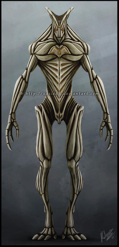 alien concept by Sythgara