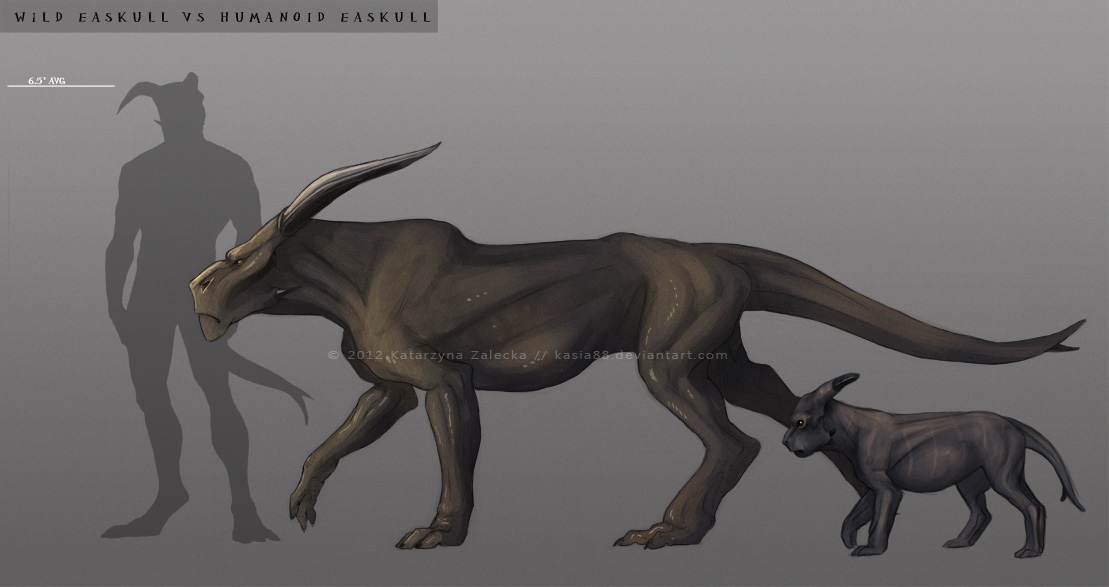 Fantasy Creatures Humanoid
