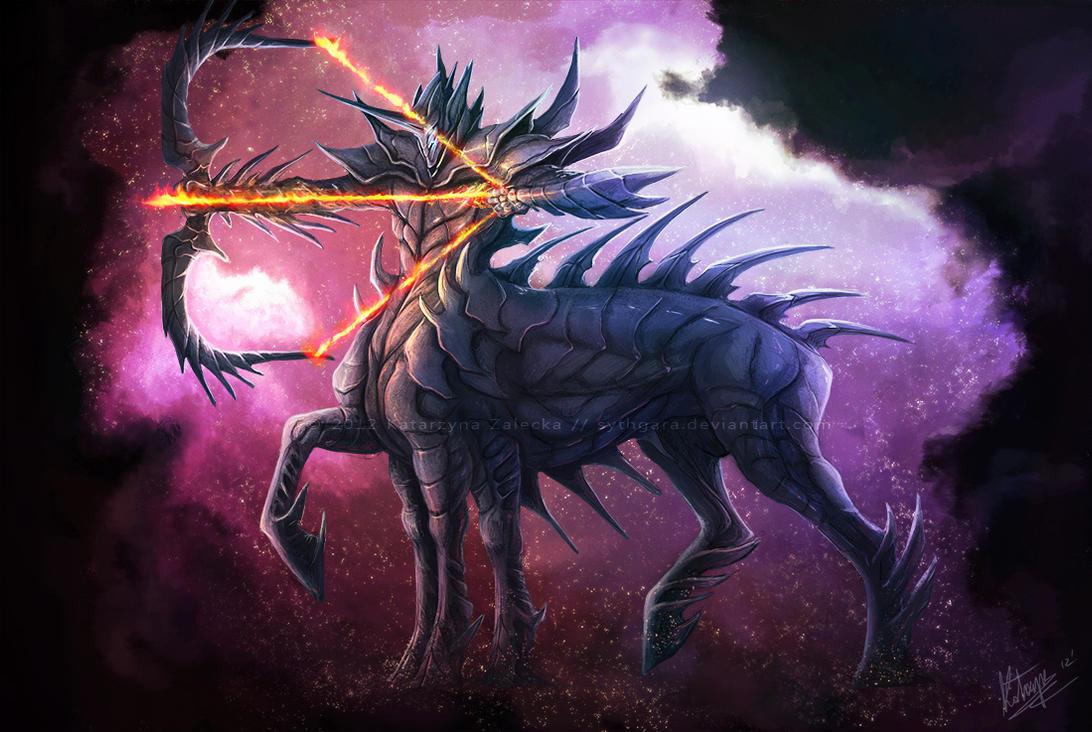 Sagittarius by Sythgara