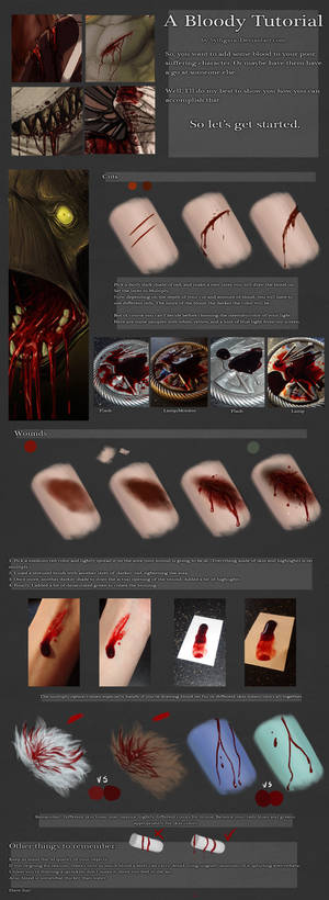 A Bloody Tutorial