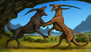 Fight by Sythgara