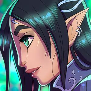 Rilah avatar by Sythgara