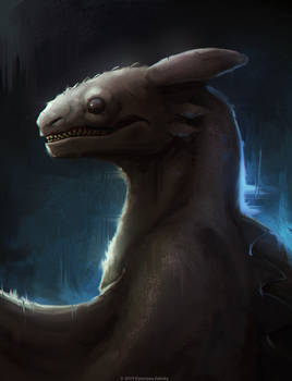 Realistic Toothless
