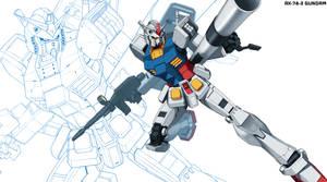 Rx-78-2 Gundam by PinguinKotak