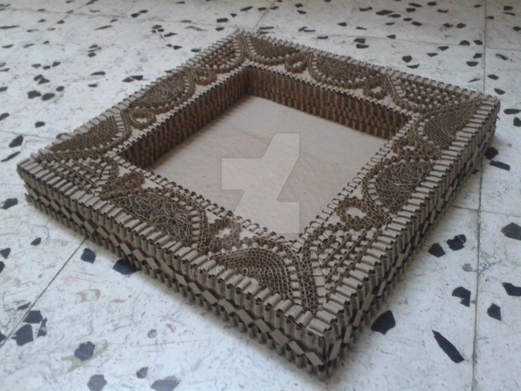 corrugated cardboard art_4