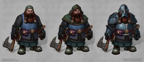 Dwarf by MeMyMine