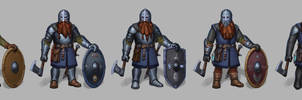Another Dwarf Character For Ryan