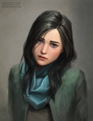 Young Bethrie (for Sanahe)