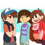 New Friend By Cartoonfreakshow