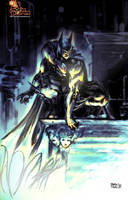 Batman by MarioPons