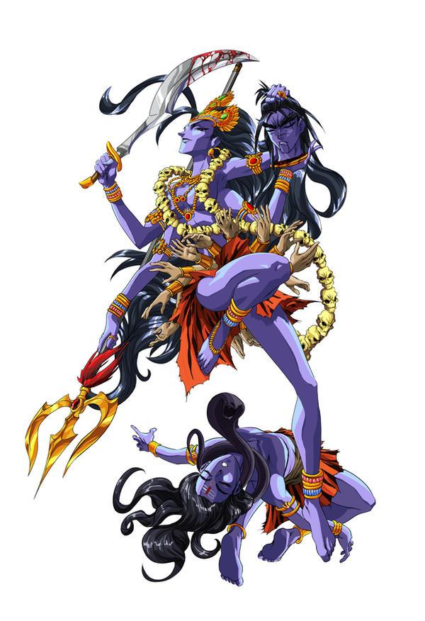 Kali by MarioPons