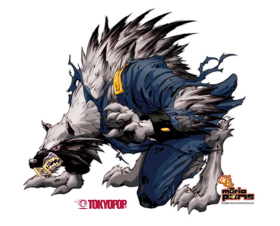 Packard Werewolf by MarioPons