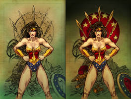 WW Progress by MarioPons