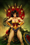 Wonder Woman Day by MarioPons