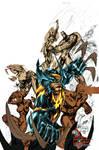Advance 1 X-Men Poster