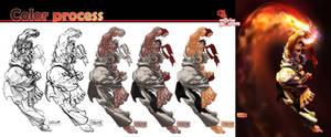 Ryu Color process