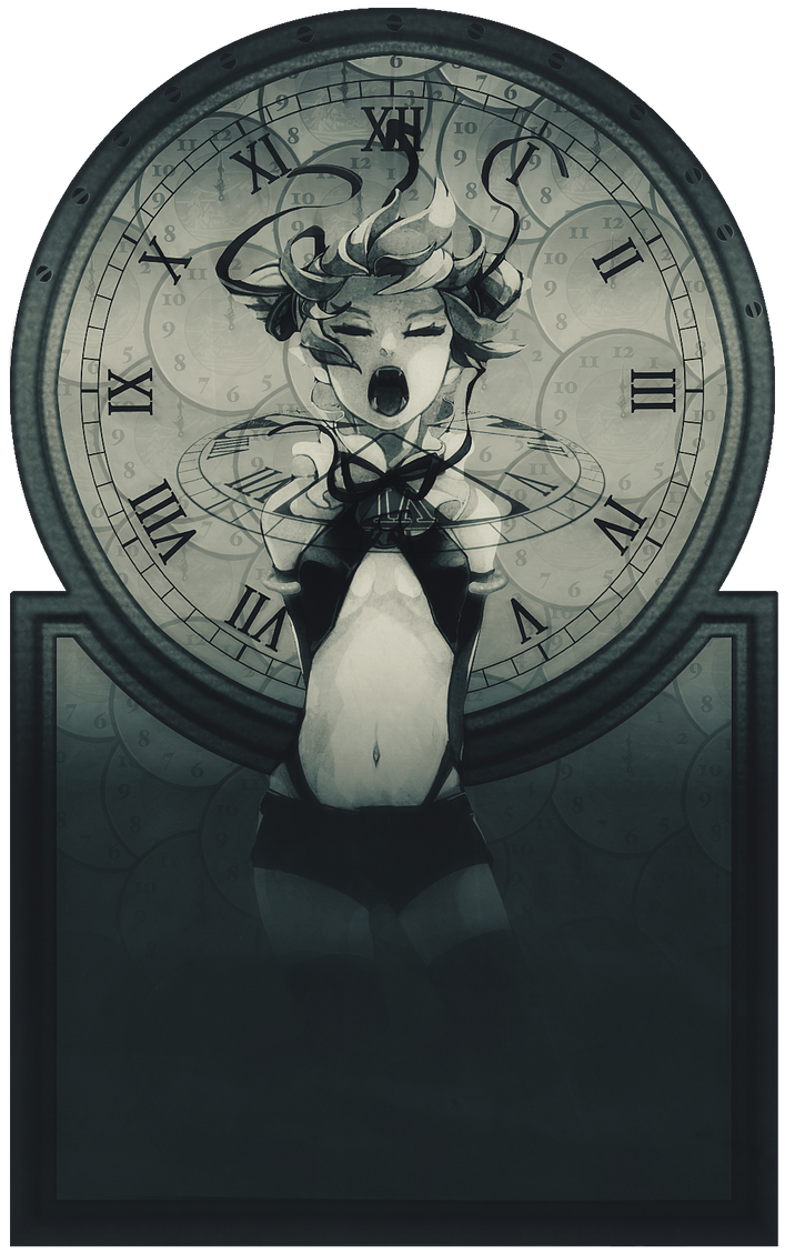 Time Agony by Rabbittt-0