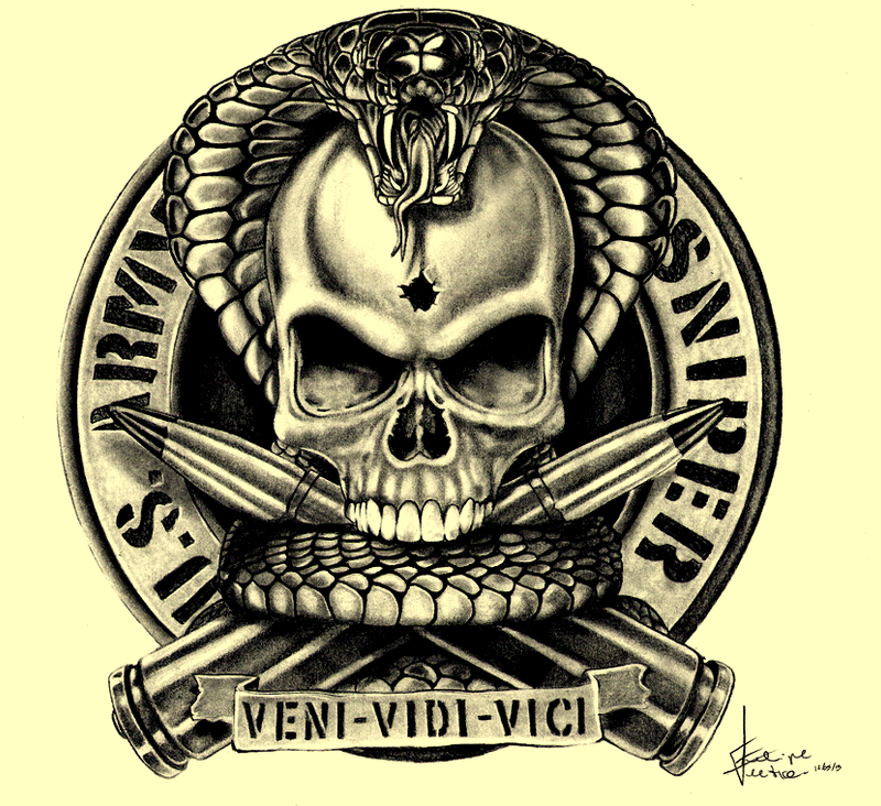 Army Sniper Logo - Download 135 Logos (Page 1) - Vector.me