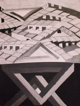 Infinite Stair Maze