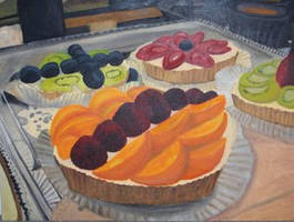 Fruit Tarts by LinsWard