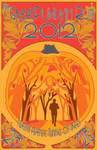 Sacred Heart The Great Pumpkin Run 2012 Design