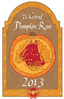 The Great Pumpkin Run 2013