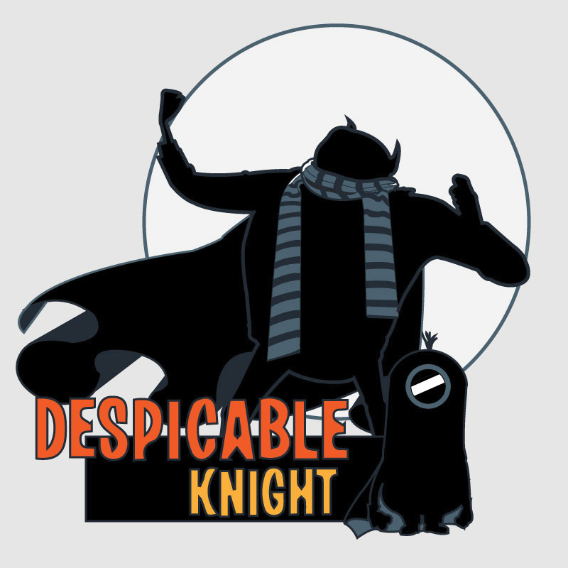 Despicable Knight by LinsWard
