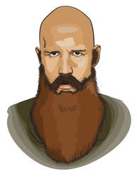 Portrait of a Rowan (No Mask)