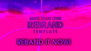 Purple Rebrand Template Model