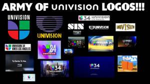 Army of Univision Logos