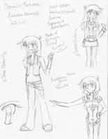 Code Geass OC: Amaelia by StarXrossed