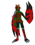 Digimon OC - Shivarimon