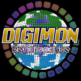 Digimon Renaissance [Logo] by StarXrossed