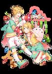 Happy 9th Birthday Rin and Len!!