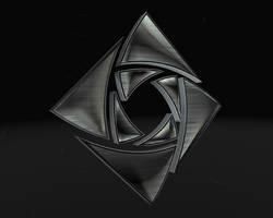 3D Star Logo by aberrasystems