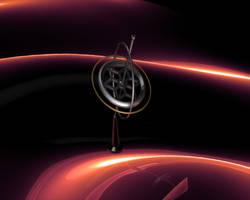 3D Gyroscope by aberrasystems
