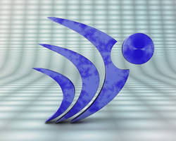 3D Logo by aberrasystems