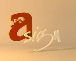 A Sign Company Logo by aberrasystems