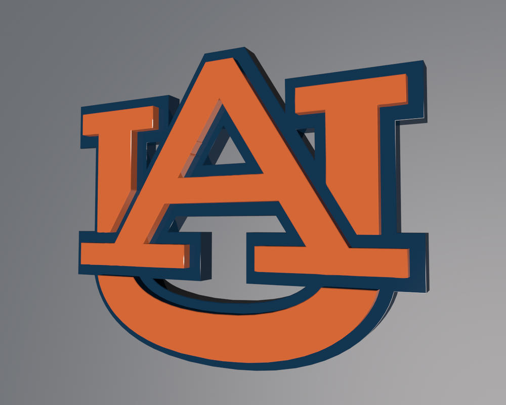 auburn tigers 3d sports logo by aberrasystems on deviantart rh aberrasystems deviantart com Auburn Football Logo Auburn Tiger Logo and Sign of S Pictures