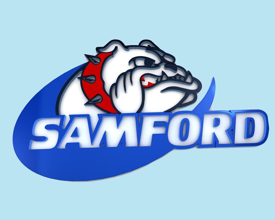 Samford Bulldogs unveiled new logos - Sports Logos - Chris ...