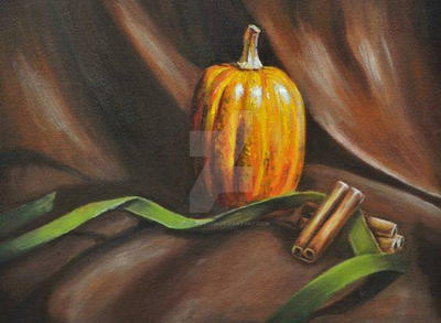 Flavors of Fall by Artfuladventurer