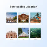 Guideze Locations