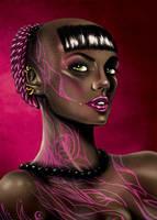 Orient Witch by benSatori