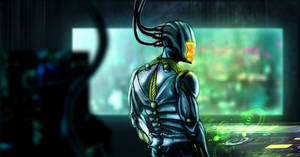 cyborg by benSatori
