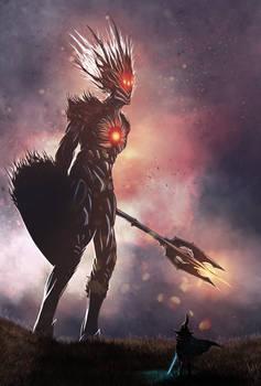 Fingolfin v Morgoth