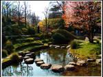 Jardin Japonais by Minam